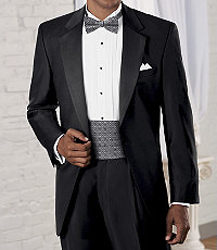 Signature Notch Lapel Tuxedo Big/Tall