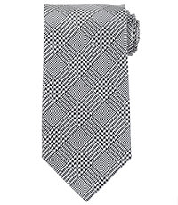 Glen Plaid Tie $49.50 AT vintagedancer.com