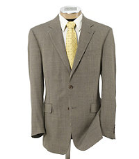 Executive 2-Button Silk/Wool Sportcoat