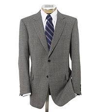 Executive 2-Button Wool Sportcoat- Sizes 48-52