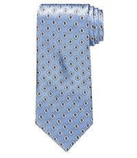 Pointed Ovals Tie