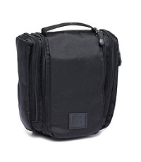 Black Hanging Toiletry Kit