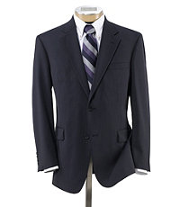 Executive 2-Button Wool Suit- Sizes 44 X-Long-52