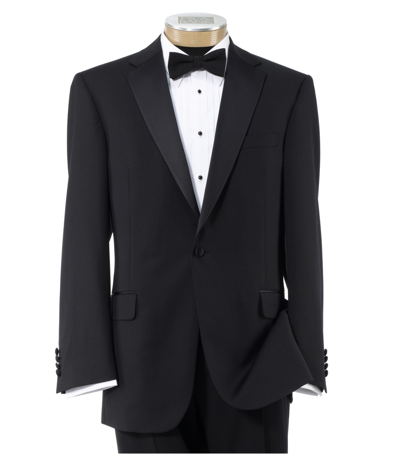 Traveler Collection Tailored Fit Tuxedo
