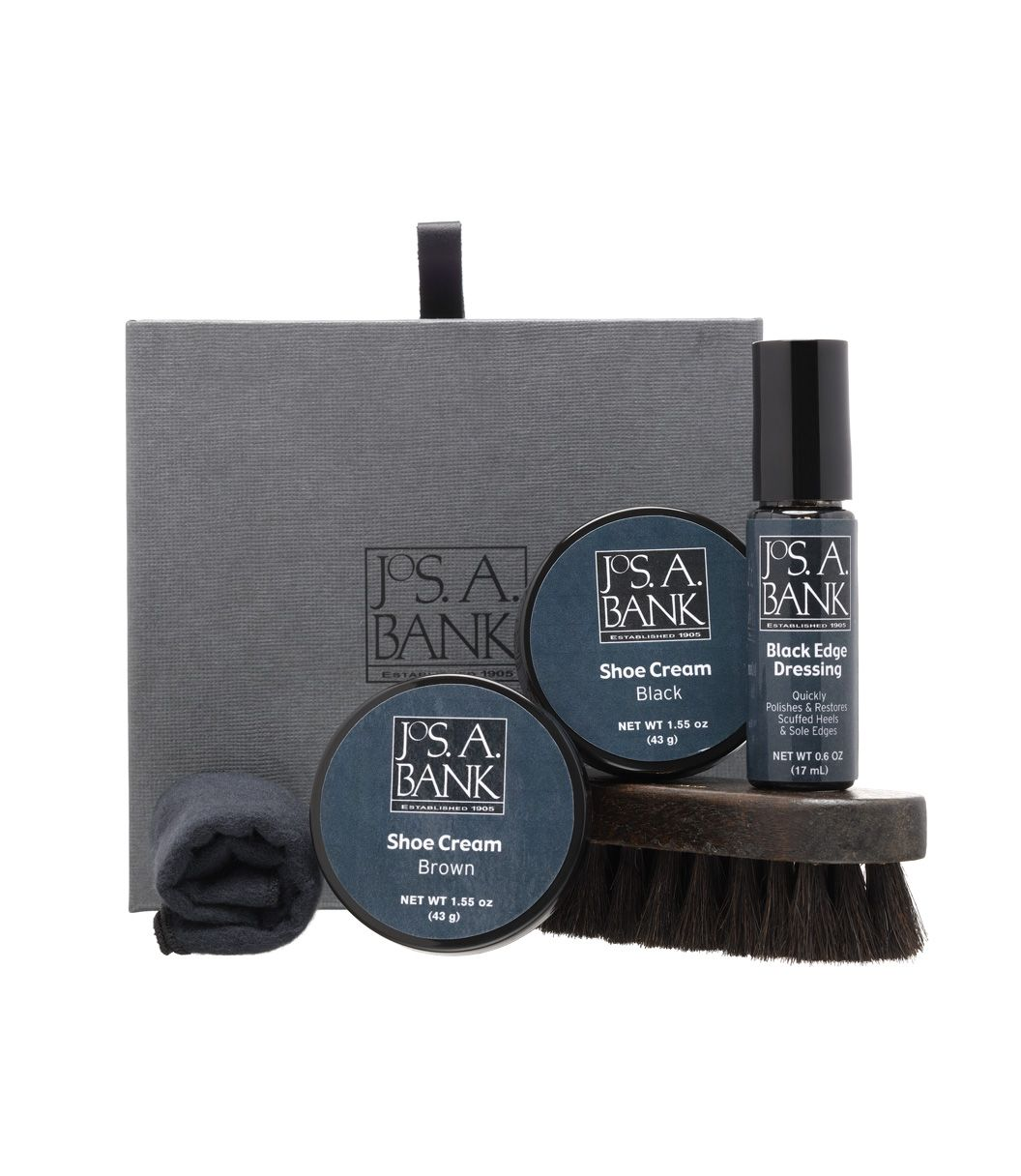 Jos. A. Bank Shoe Care Kit (8NT4)