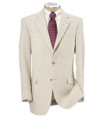Tropical Blend 2-Button Linen/Wool Sportcoat