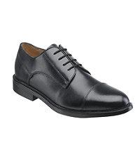 Factory Norfolk Cap Toe Shoe by Jos A. Bank