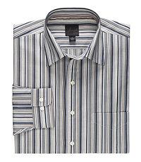 Joseph Long-Sleeve Hidden Buttondown Collar Sportshirt