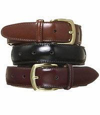 Brush-Off Dress Belt- Sizes 50-52
