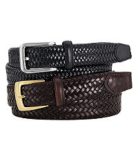 Tubular Braid Casual Belt- Sizes 50-52