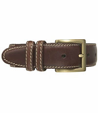 Contrast Stitch Casual Belt- Sizes 50-52