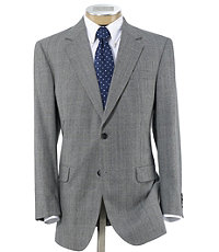 Wool Suit w/Trousers
