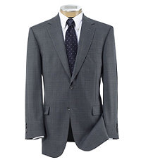 Signature 2-Button Windowpane Sportcoat