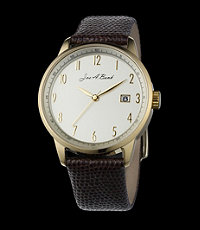 Jos. A. Bank Exclusive Round Case Watch