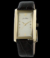 Jos.A. Bank Exclusive Rectangle Case Watch