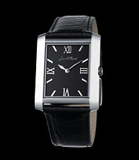 Jos. A. Bank Exclusive Rectangle Case Watch