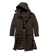Cold Weather Full Length Parka