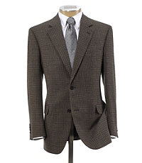 2 Button Fleece Rich Wool Sportcoat
