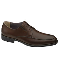 Suffolk Moc Lace-Up Shoe by Johnston & Murphy