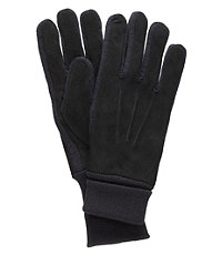 Deer Suede Knit Glove