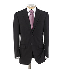 Traveler Tailored Fit 2-Button Suit with Plain Front Trousers- Sizes 44 X-Long-52