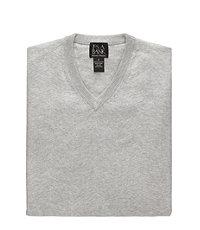 Signature Pima Cotton Textured Sweater Vest