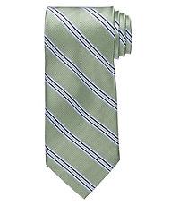 Triple Repp Stripe Tie
