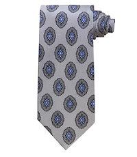 Large Ornamental Medallion Tie