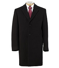 Imperial Blend 3/4 Length Topcoat- Sizes 42 X-Long- 52