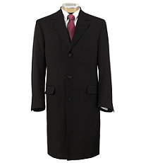 Whipcord Dress Topcoat