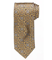 Signature Medallion Tie