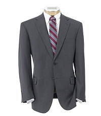 Signature 2-Button Tailored Fit Jacket - Sizes 44 X-Long-52