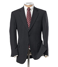 Signature 2-Button Wool Suit- Sizes 44 X-Long-52