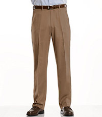 David Leadbetter's Plain Front Performance Golf Pants Big/Tall