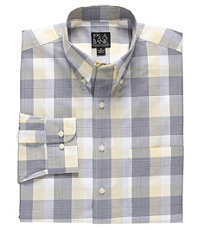 Traveler Tailored Fit Buttondown Long-Sleeve Sportshirt