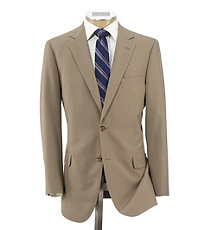 Stays Cool 2-Button Suit with Plain Front Trousers