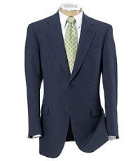 Tropical Blend 2-Button Linen/Wool Sportcoat- Regal Fit Sizes