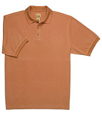 Vip Textured Polo Big/Tall