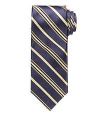 Signature Platinum Multi Stripe Tie
