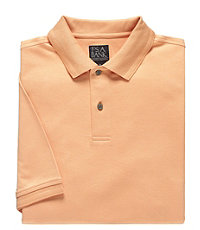 Executive Short-Sleeve Interlock Polo
