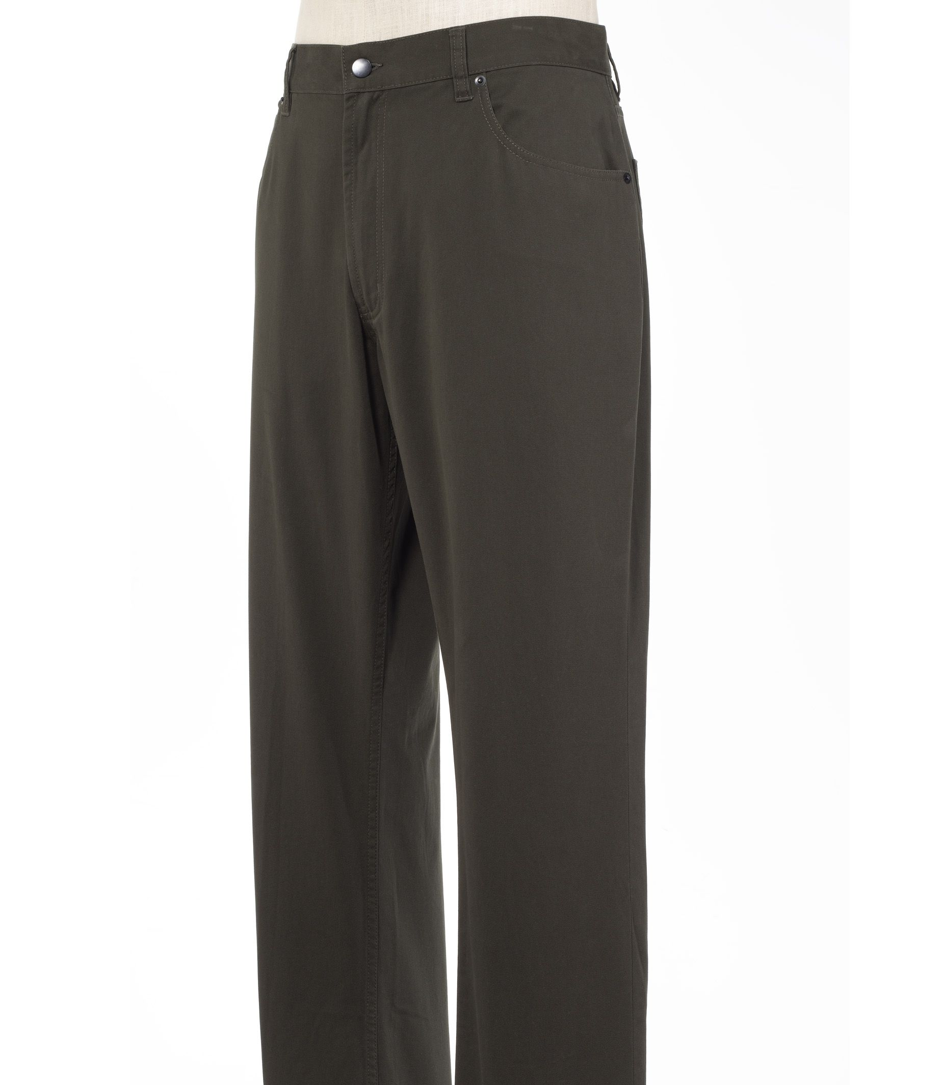 Joseph Brushed Twill Pants