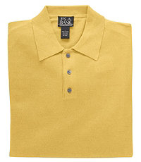 Signature Silk Polo