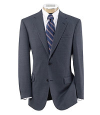 Signature 2-Button Patterned Sportcoat- Sizes 52 X-Long- 56