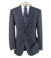 Signature 2-Button Patterned Sportcoat Regal Fit