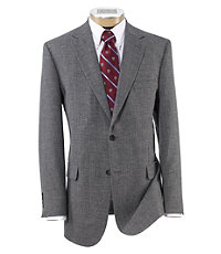 Tropical Blend 2-Button Linen/Wool Sportcoat - Sizes 44 X-Long-52