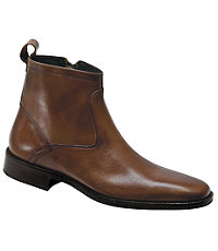 Larsey Zip Boot by Johnston & Murphy
