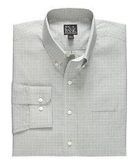 Traveler Traditonal Fit Long-Sleeve Buttondown Sportshirt
