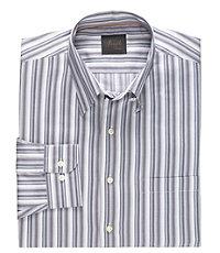 Joseph Long-Sleeve Hidden Buttondown Collar Sportshirt Tailored Fit