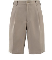 Factory Store Golf Pleated Shorts