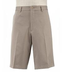 Factory Store Golf Plain Front Shorts